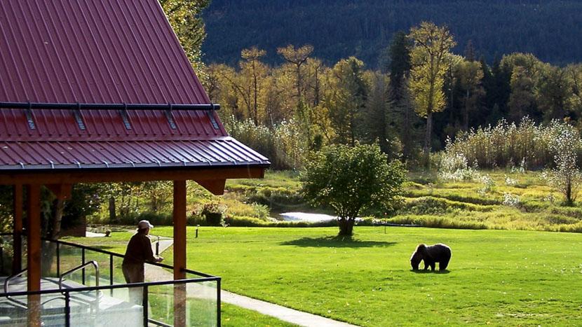 Tweedsmuir Park Lodge, Tweedsmuir Park Lodge, Canada