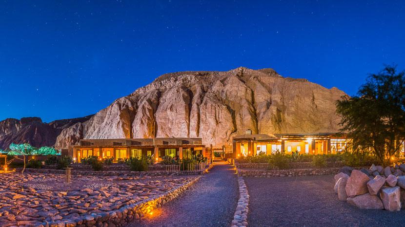 San Pedro de Atacama - Alto Atacama Desert Lodge & Spa, Alto Atacama Desert Lodge & Spa, Chili © Alto Atacama
