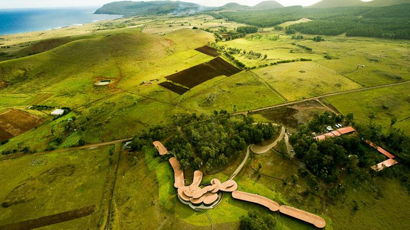 Explora Rapa Nui, Explora en Rapa Nui, Île de Pâques © Explora