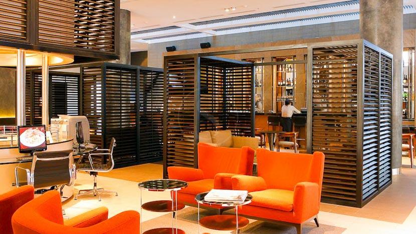 Holiday Inn Santiago - Airport Terminal, Holiday Inn Santiago airport, Chili