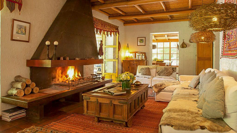 Lodge Andino El Ingenio, Andino el ingenio, Chili