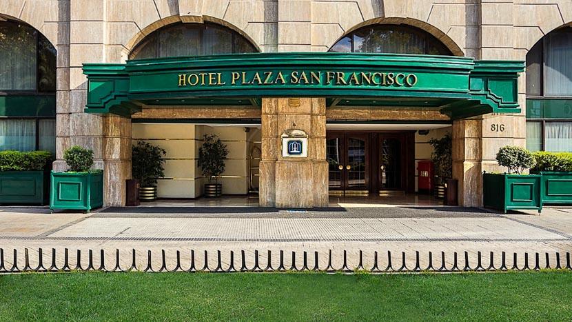 Hôtel Plaza San Francisco, Santiago Plaza San Francisco Hotel, Chili