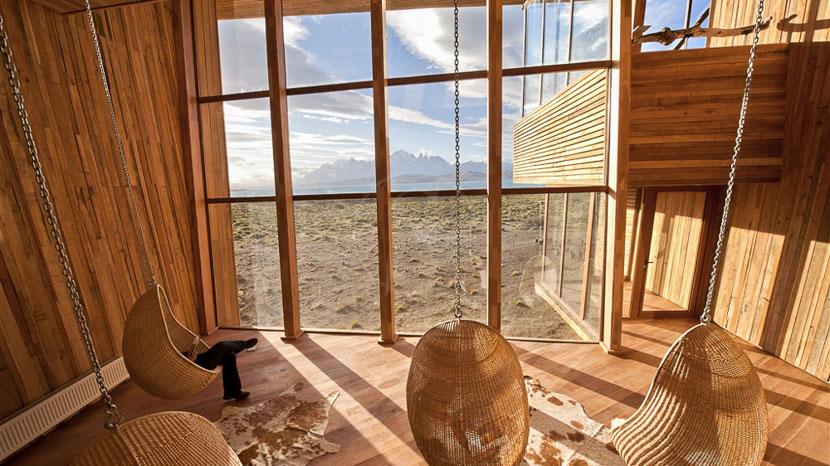 Tierra Patagonia Hotel & Spa, Tierra Patagonia Hotel, Chili