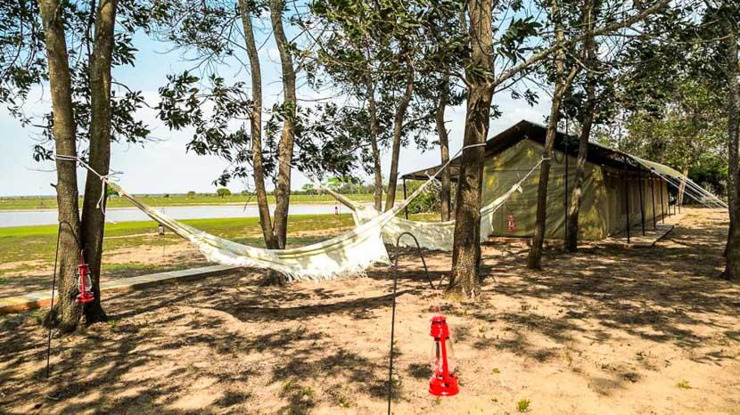 Corocora Camp, Corocora Camp, Colombie © Corocora