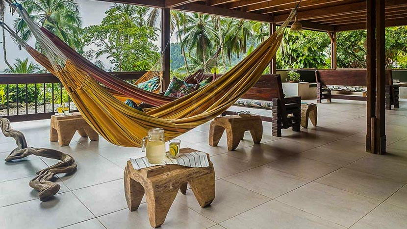 Morromico, Morromico Hotel, Colombie