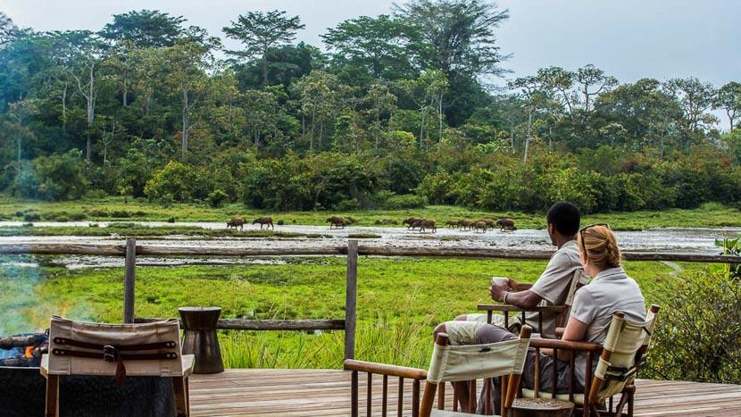 Lango Camp, Lango Camp, Congo