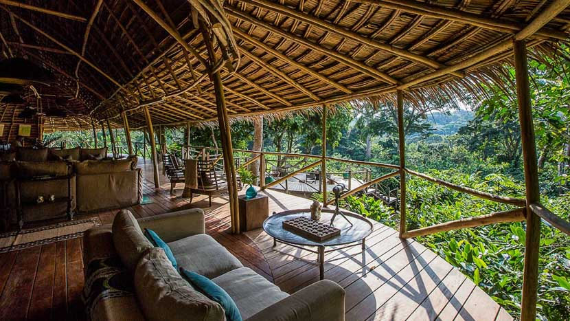 Ngaga Camp, Ngaga Camp, Congo