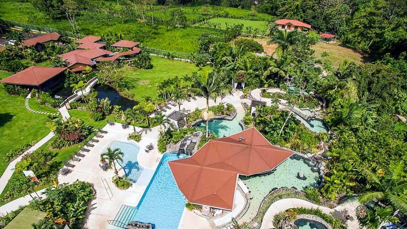 Hotel Arenal Springs Resort & Spa, Arenal Springs Resort & Spa, Costa Rica