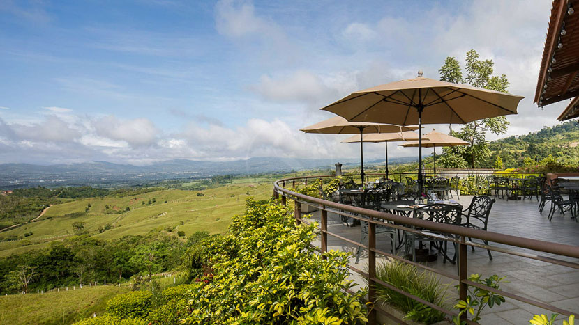 Hacienda AltaGracia, Hacienda Alta Gracia, Costa Rica