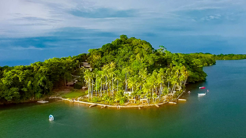 Isla Chiquita , Isla Chiquita, Costa Rica
