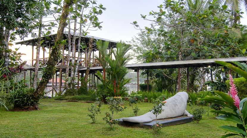 Manatus Hotel, Manatus Hotel Tortuguero, Costa Rica