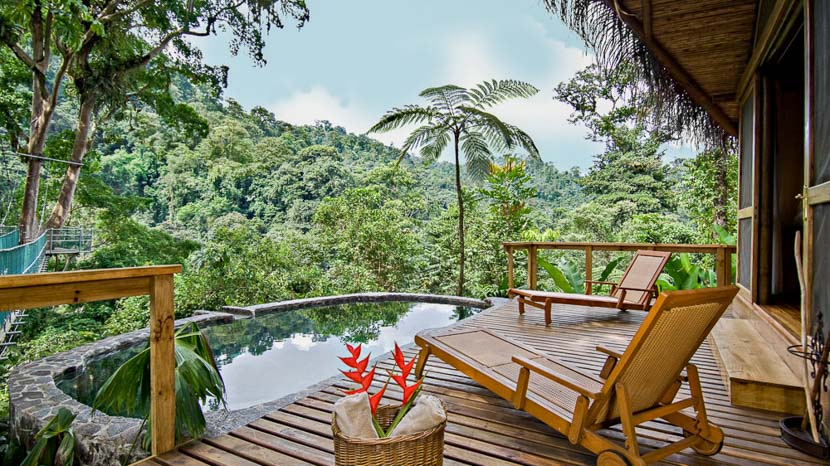Pacuare Lodge, Canopy Suite du Pacuare Lodge, Costa Rica © Pacuare