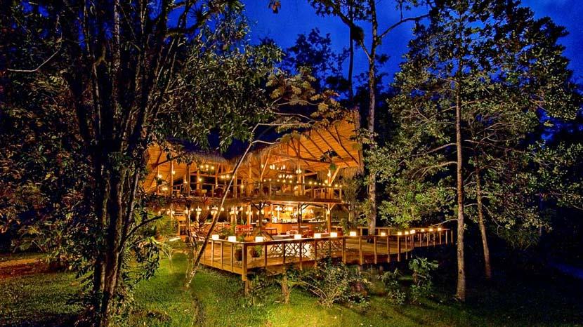 Pacuare Lodge, Pacuare Lodge, Costa Rica © Pacuare