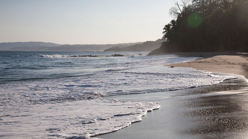 Tango Mar, Plage du Tango Mar, Costa Rica