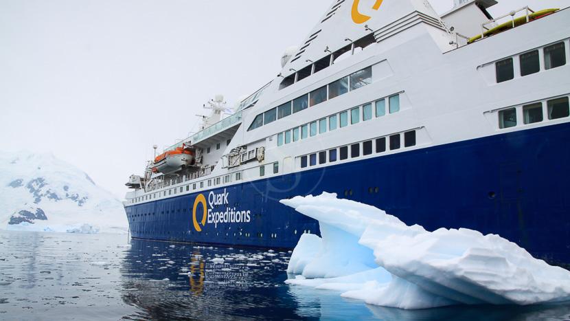 Ocean Diamond, Ocean Diamond, Quark Expeditions