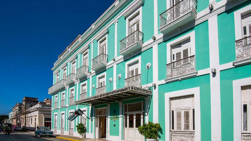 La Union, La Union Hotel, Cuba