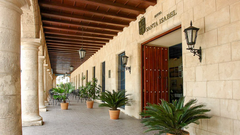 Santa Isabel, Santa Isabel Hotel, Cuba