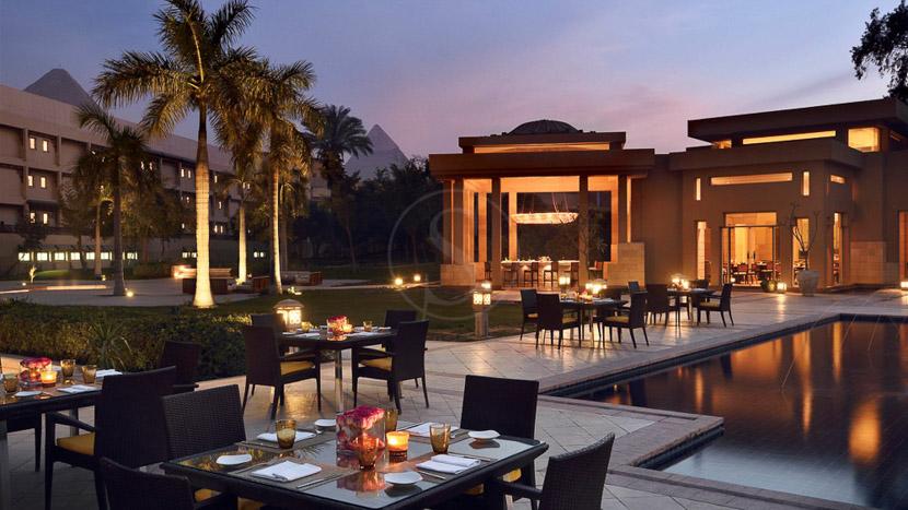 Marriott Mena House, Marriott Mena House, Egypte