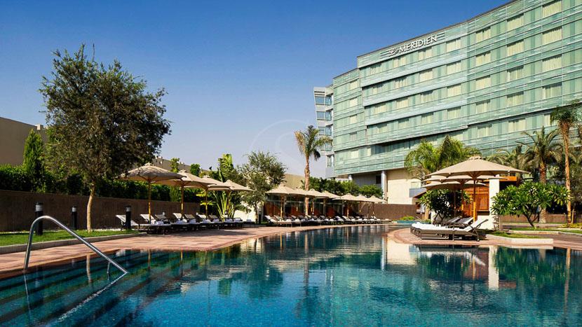 Le Méridien Airport Cairo, Meridien Airport Cairo Hotel, Egypte