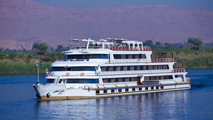 Le Nile Adventurer, Nile Adventurer Sanctuary Retreats, Egypte