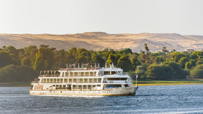Sanctuary Sun Boat IV, Sanctuary Sun Boat IV, Egypte © Sanctuary - J. Stokes