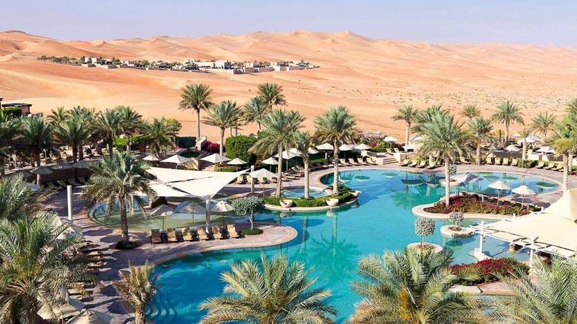 Qasr Al Sarab Desert Resort by Anantara, Qasr al Sarab, Emirats Arabes Unis