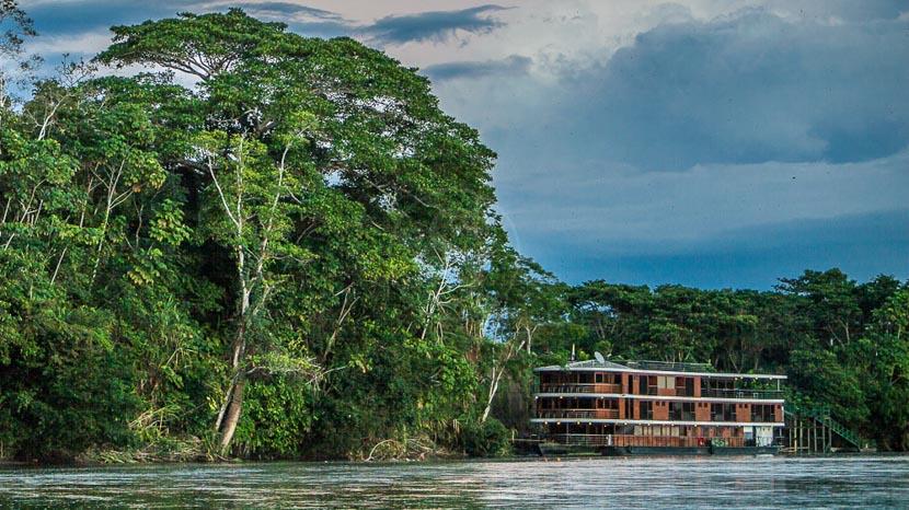 Anakonda Amazon Cruises,