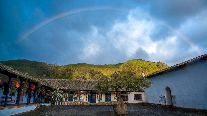 Hacienda Zuleta, Hacienda Zuleta, Equateur © Hacienda Zuleta
