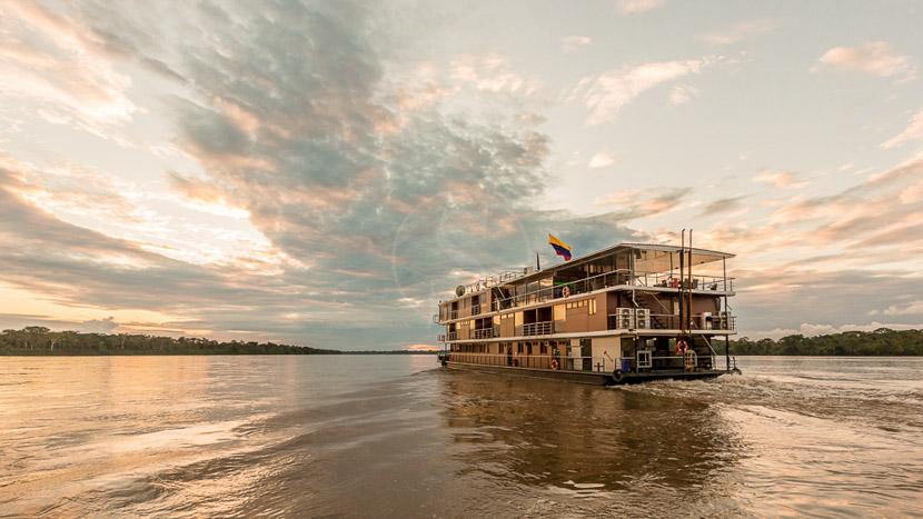 Manatee Amazon Explorer, Manatee Amazon Explorer, Equateur