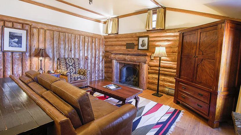 Bright Angel Lodge, Bright Angel Lodge, Etats Unis