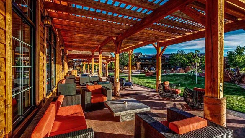 Desert Rose Resort and Cabins, Desert Rose Resort, Etats Unis