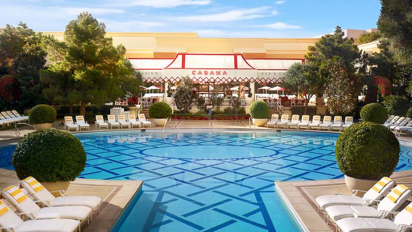 The Wynn, The Wynn Hotel Vegas, Etats-Unis