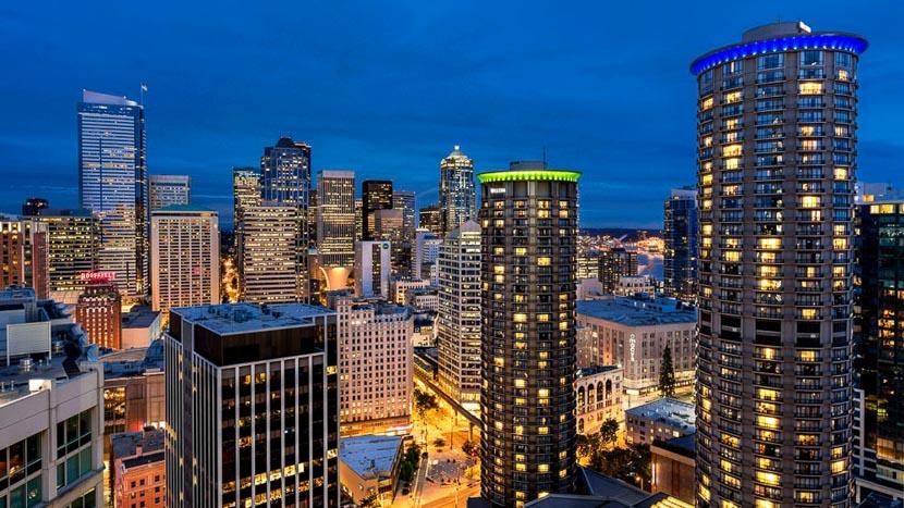 Westin Seattle, Washington Seattle Westin, Etats-Unis