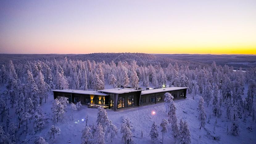 Octola, Octola Private Wilderness, Finlande © Octola