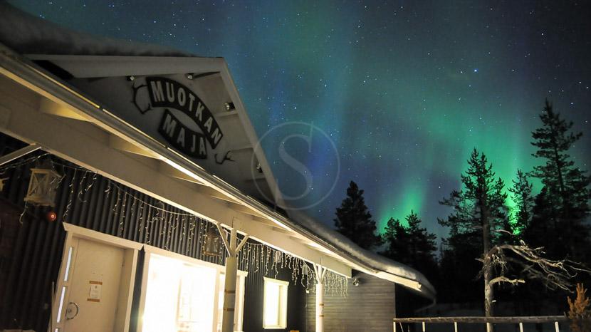 Wilderness Hotel Muotka, Hôtel Muotka, Finlande
