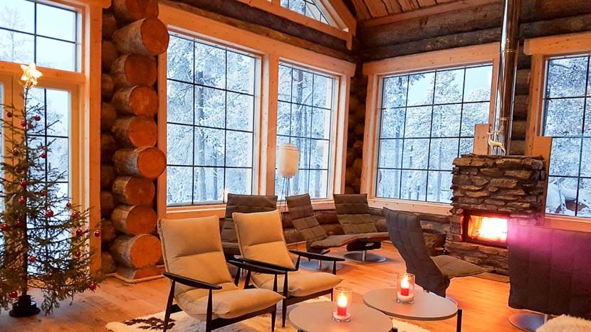 Wilderness Hotel Nangu, Hôtel Nangu, Finlande