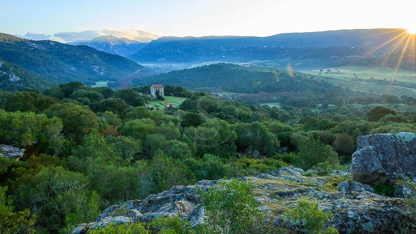Domaine de Murtoli, France, Corse du Sud (2A), Domaine de Murtoli, maison A Figa