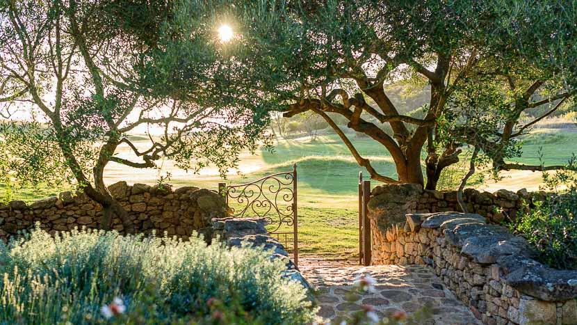 Domaine de Murtoli, France, Corse du Sud (2A), Domaine de Murtoli, La Ferme et le golf