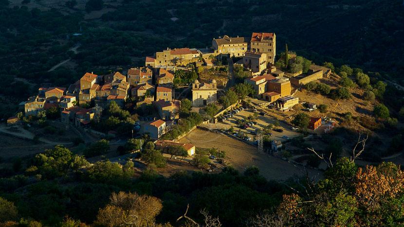 Hôtel Misincu, Cap Corse, Balagne, France © Shutterstock
