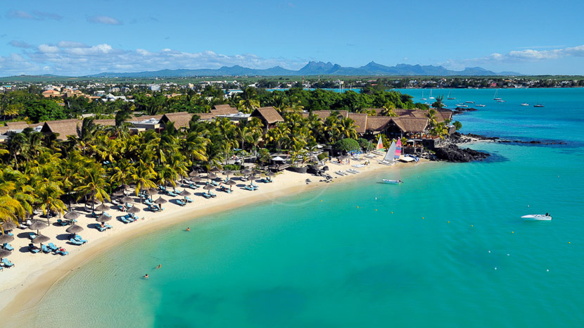 Royal Palm Beachcomber Luxury, Royal Palm Beachcomber, Ile Maurice © Tous droits réservés