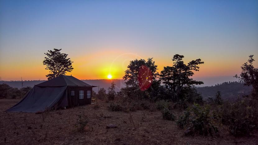 Camp de toile, Camp Mobiles Toile, Inde