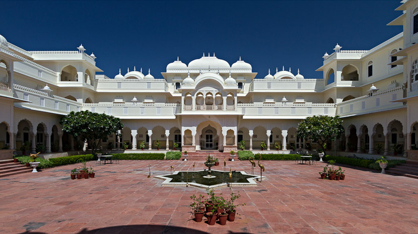 Fort Nahargarh, Fort Nahargarh Ranthambhore, Inde