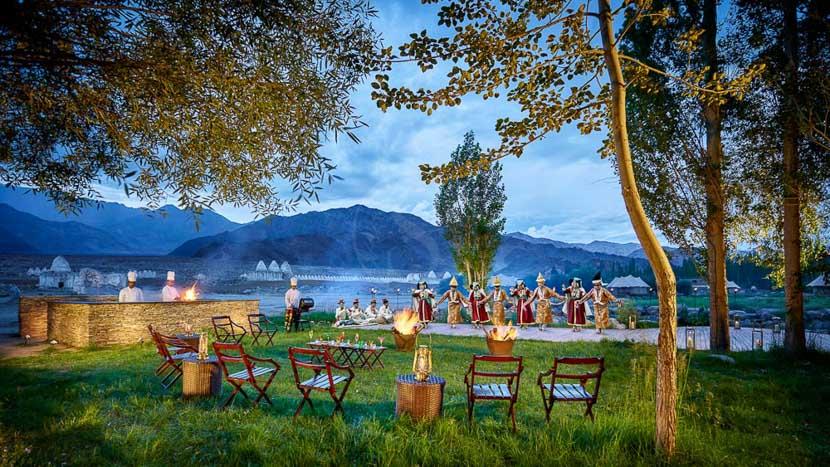 Chamba Camp Thiksey, Himalaya Chamba Camp Tiksey, Inde