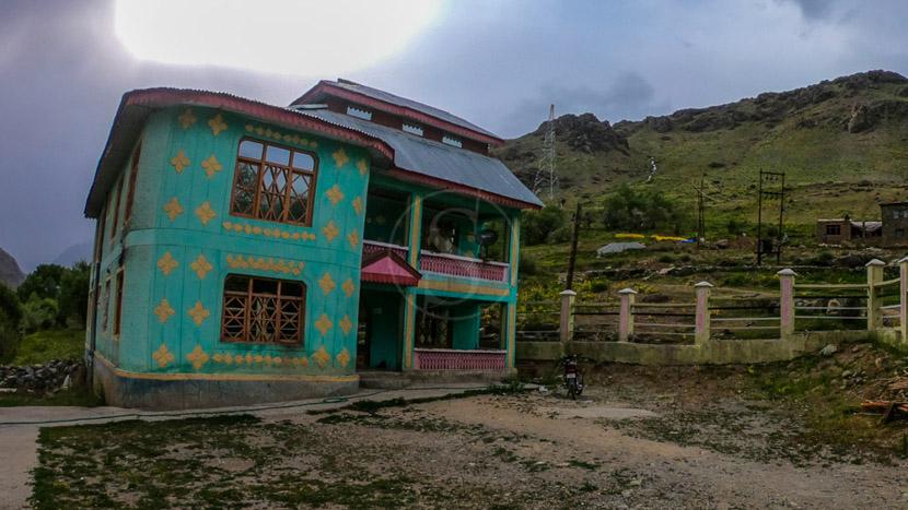 Snow Leopard Lodge, Uley et Mangyu, Inde © andBeyond