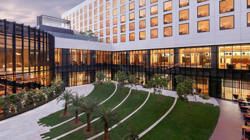 Novotel New Delhi Aerocity, Novotel New Delhi Aerocity, Inde © Accor Hotels
