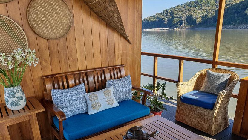 MV Rudra Singha Private Boat, Rudra Singha Boat, Inde