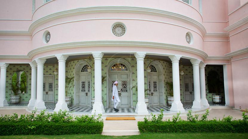 Sujan Rajmahal Palace, Rajmahal Palace Jaipur, Inde © Sujan Collection