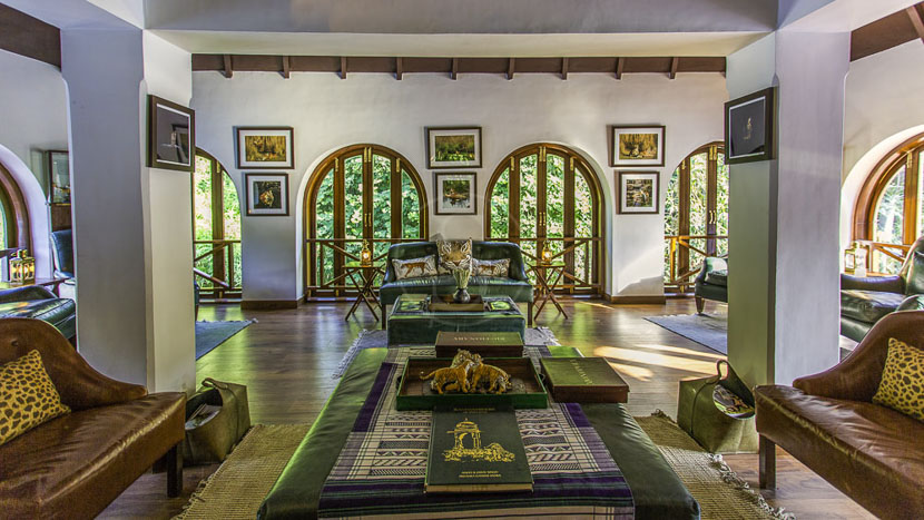 Sher Bagh, Sher Bagh Ranthambhore, Inde © Sujan Collection