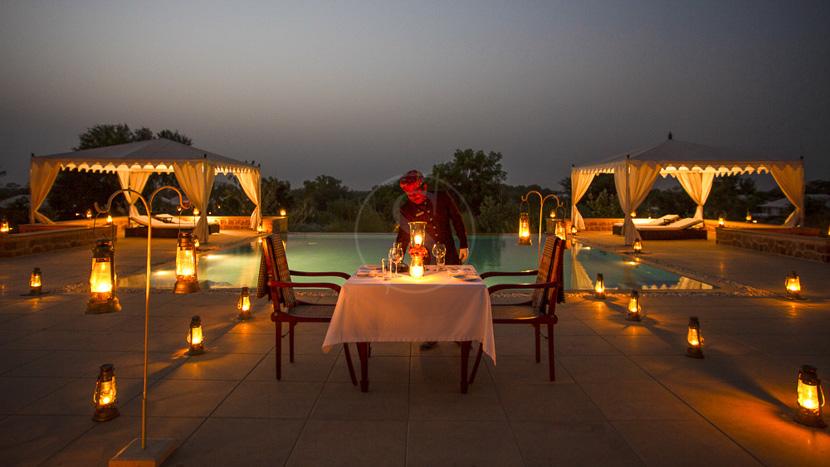 The Serai, The Serai Jaisalmer, Inde © Sujan Collection