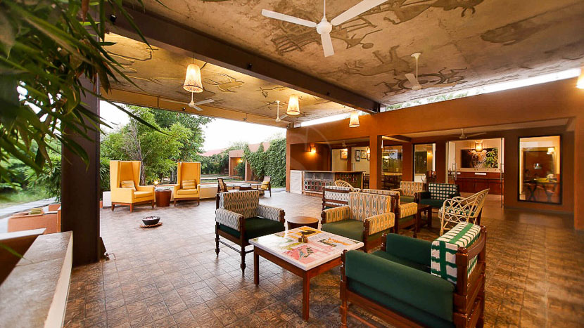 Svasara Jungle Lodge, Svasara Jungle Lodge, Inde